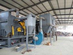 废钢再生破碎设备的种类及选型标准注意事项